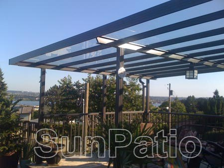 Glass Patio Cover ...